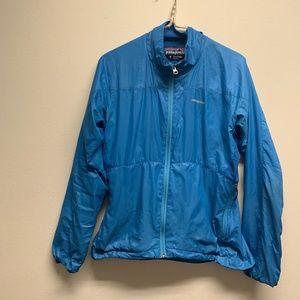 Lightweight Blue Patagonia Jacket